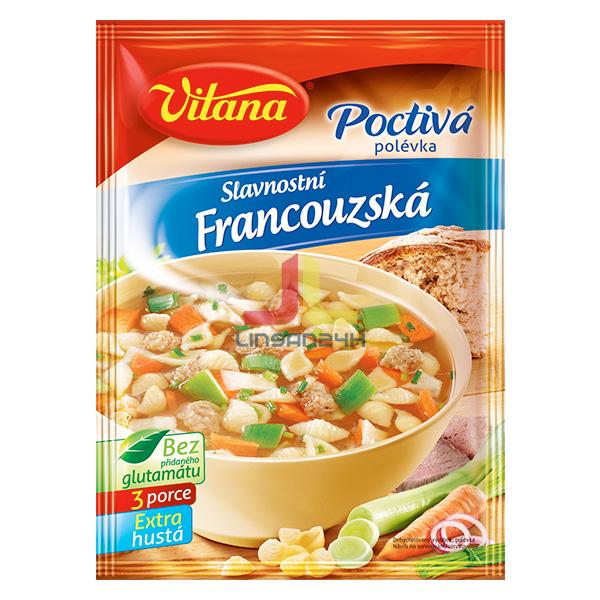 Vitana Poctivá Polévka 100g Francouzská