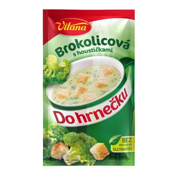 Vitana Polévka do hrnečku 21g Brokolicová