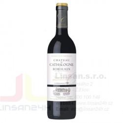 Fr.0,75L Chateau de Cathalogne Bordeaux