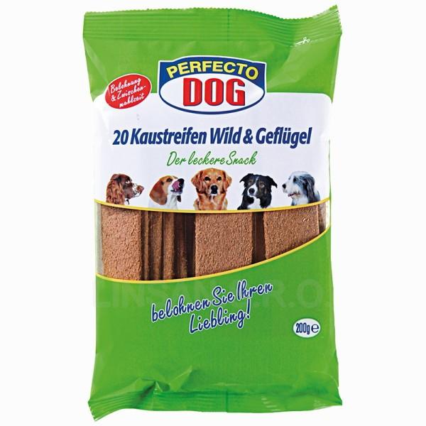 Perfecto Dog plátky zverina + drubeží 200g