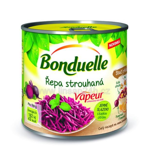 Bonduelle 425ml Vapeur-Strouhaná repa