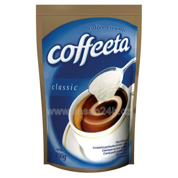 COFFEETA INSTANTNÍ POCHOUTKA DO KÁVY A CAJE 200g
