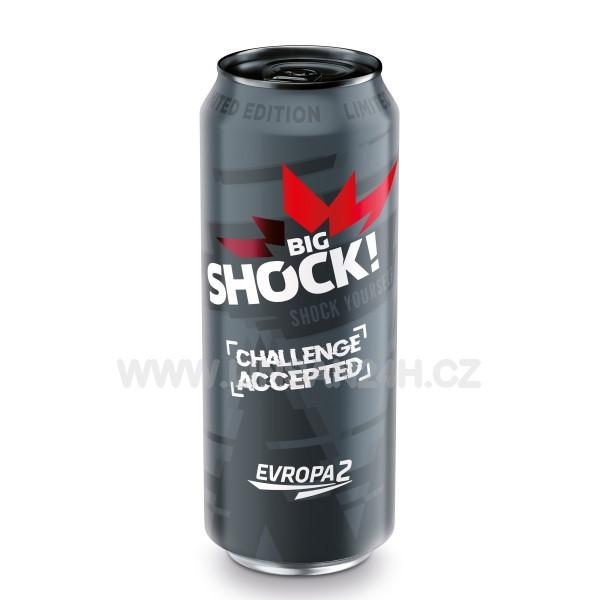 Big shock 0,5L Coffee-Grenadine