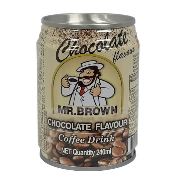 Mr. Brown 240ml Chocolate