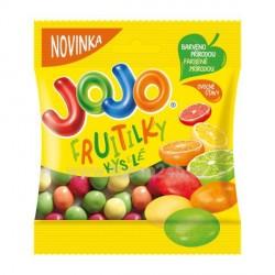 JOJO 60g Fruitilky kyselé