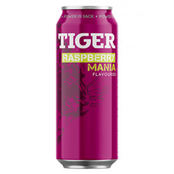 Tiger 500ml Raspberry
